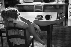 """gazingamongstpassion: """" amespeciale: """"Morning …. """""""