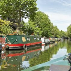 The Jubilee Greenway (Little Venice to Camden Lock stretch)