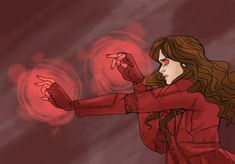 no defense against the Scarlet Witch's hex : Photo Marvel E Dc, Marvel Fan Art, Marvel Girls, Marvel Characters, Marvel Movies, Witch Powers, Susanoo Naruto, Scarlet Witch Marvel, Gypsy Witch