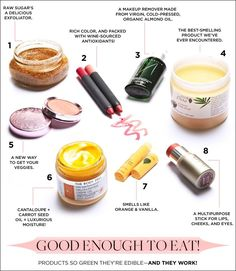 The Scoop: Food-Grade Ingredients! - Celebrity Style and Fashion from WhoWhatWear