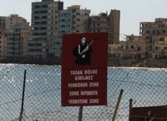 Varosha: A 1970s Cyprus ghost resort, abandoned for 30 years, and now guarded by the Turkish army