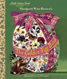 A lushly illustrated Golden Book Easter classic follows the experiences of a curious, lonely little bunny who impatiently waits beside an egg until a new duckling friend hatches. By the creators of th