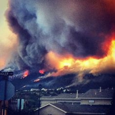 Waldo Canyon Fire never forget this horrible time