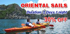 Christmas & New Year 2015 promotion - Discount 30%Oriental Sails Halong Cruise 2 days 1 night - Vietnam Typical Tours. Contact us now to get the best deals! Hotline: (+84) 974.861.652 - Email: info@vietnamtypicaltours.com