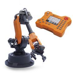 Industrial Robotic Arm, Industrial Robots, Stem Courses, Robot Controller, Open Source Code, Young Engineers, Engineering Plastics, Beautiful Handwriting, Robot Arm