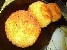 El caldero de la Paca- Mi libro de recetas: PILUCAS .... Bolas de pure de patatas rellenas de carne