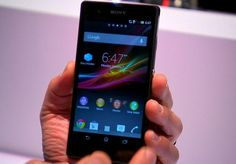 Sony Xperia Z coming to O2, Vodafone, Three, Phones 4U in March | CNET UK