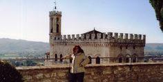 A day trip to Gubbio on a sunny winter day