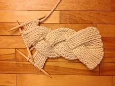 Learn How to Knit Tomurcuk Lif