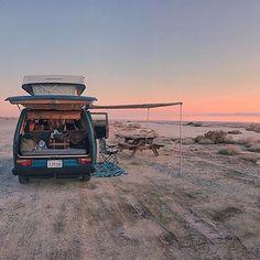 Vanagon | Van life | beach life | world travel | bus life | Road Trips | Camper Van | Camping | Camp life | mobile home