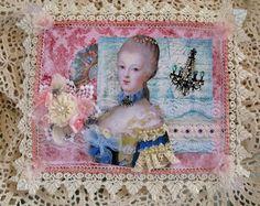 Martica Designs: Marie Antoinette Canvas