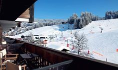 Chalet-Hotel La Marmotte in Les Gets, France #hotel #ski #mountainview