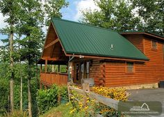 Breathtaking View - This 1 bedroom cabin is named perfectly! Click here to see the view: http://www.jacksonmountainhomes.com/gatlinburg-cabins/rentals/breathtaking-view/9/alpha