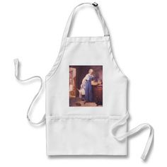 Purchase the perfect customizable Painting apron right here on Zazzle! Find the right fit & get ready for your next cookout!