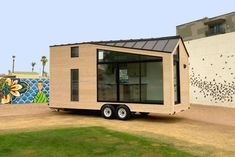 Experience tiny living the next time you're in Phoenix with the Nest Tiny House, located in the Coronado Historic District of Central Phoenix. The Nest Tiny House is available for nightly rental through Airbnb.