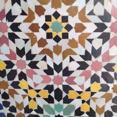 Morroccon Tiles