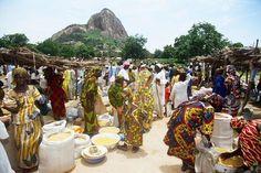 Marché de Maroua - Cameroun