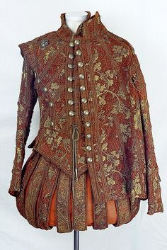 16th century costume - Google Search