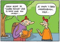 Afbeeldingsresultaat voor boekenbeurs cartoons