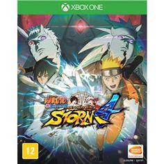 Jogo Naruto Shippuden: Ultimate Ninja Storm 4 -...