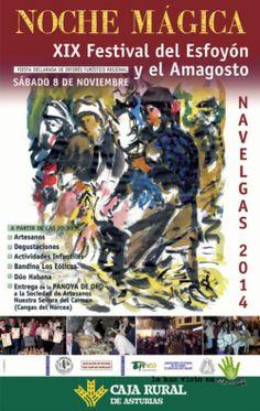 Noche mágica en Navelgas (Tineo). Celebra el otoño de una forma muy especial