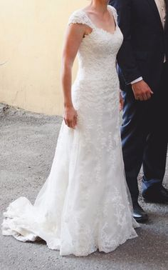Maggie Sottero Emma hääpuku wedding dress