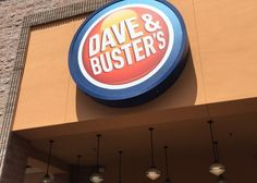 """Win a family """"Fun Pack"""" of two (2) $50 gift cards to Dave and Busters. End 8/18/16"""