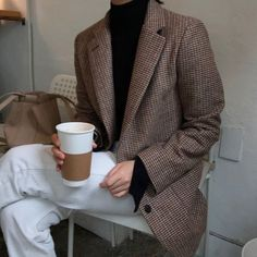 Fashion Gone rouge: Photo Fall Winter Outfits, Autumn Winter Fashion, Autumn Fall, Fashion Gone Rouge, Mode Simple, Look Street Style, Casual Outfits, Fashion Outfits, Business Outfit