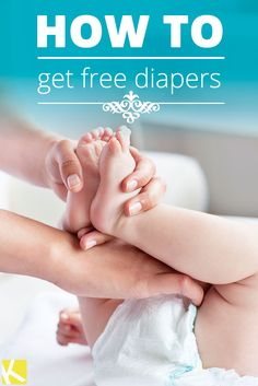 9 Ways to Get Baby Diapers & Wipes for FREE!