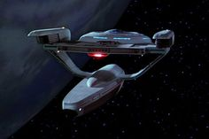 USS Grissom - ST III: The Search For Spock, 1984.
