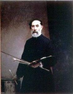 Francesco Hayez - Self Portrait