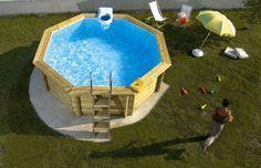 Achat piscine hors sol : bien la choisir avec le guide d'achat pratique - Côté Maison