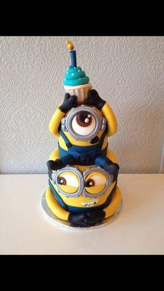 Cool cake so cute!!!!!!