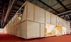 Galería de 2 Pabellones Arper / MAIO - 15