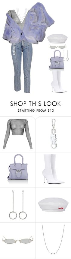 """""""#250"""" by jaehunny ❤ liked on Polyvore featuring Loewe, Balenciaga, Gentle Monster, BERRICLE and Hoodies"""