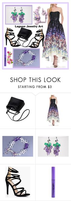 """LAGOON JEWELRY ART #4"" by nizaba-haskic ❤ liked on Polyvore featuring Betsy & Adam and Boohoo"