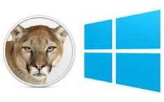 Apple released the latest major upgrade to its desktop operating system, OS X Mountain Lion, earlier this week. Also this week Microsoft announced the release date of Windows 8, the massive overh