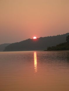 Bull Shoals Lake: Bull Shoals Lake sunset