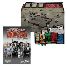 The Walking Dead The Board Game - Zman Games - Walking Dead - Games at Entertainment Earth