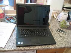 My Levono laptop June 2009