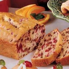 Orange-Chip Cranberry Bread