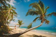 Trash the Dress no Caribe – Silvia e Roger
