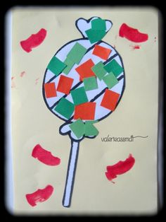 - juste un ptit collage de papier couleur sur la sucette et tampon de sabot de st nicolas réalisé avec des restes de plaque de mousse en caoutchouc et un bouchon de lait... - coloriage des sucettes, clic droit et enregistrer sous ou en téléchargement... Plaque, Saints, Activities, Halloween, Cards, Blog, Candy Bars, Goodies, Kids Crafts Diy Easy