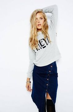 Mink Pink Hey There Sweater