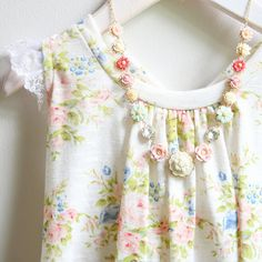 Fairytale Necklace | by Nest Pretty Things - Hang Me Up...