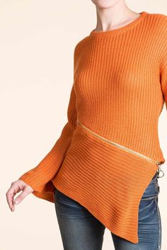 Type 3 Orange You Glad Sweater