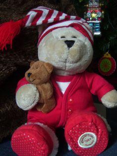 For my SE. Starbucks Bearista Plush Toy Bear 2007 Christmas by TOYSUPPLIES, $10.00