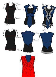 Lady Thor top design by DoubleVision107.deviantart.com on @deviantART