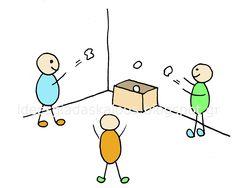 Ιδέες για δασκάλους: Ας γνωριστούμε καλύτερα...παίζοντας!