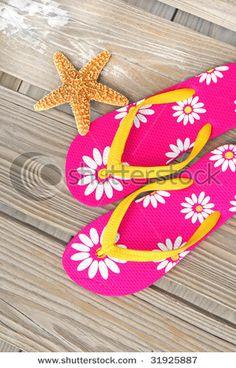 #My style!  Flip-Flops